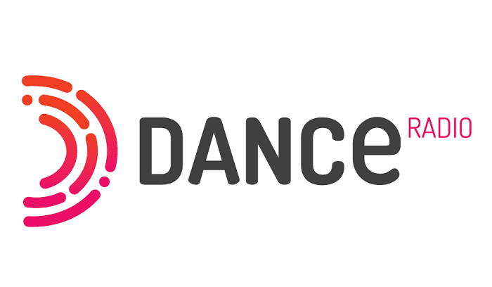 Nové logo Dance rádio, zdroj: Lagardere Active ČR