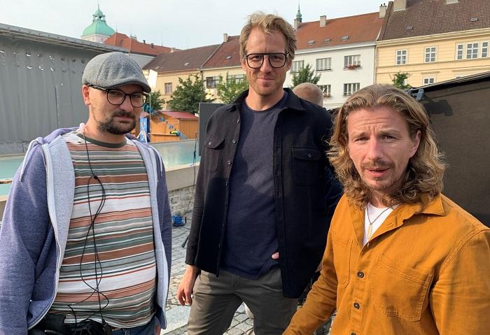 Zleva: Marcus Krug a Jan Kallista, zdroj: Ad Kolektiv