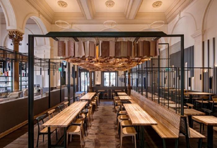 Lagardére otevírá na Masarykově nádraží restauraci Masaryčka