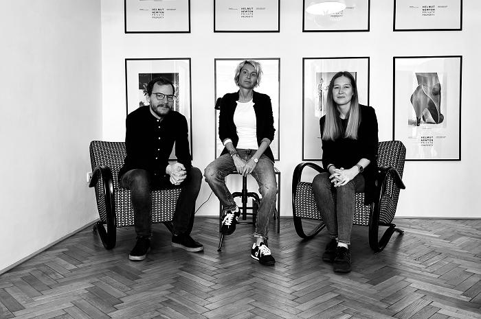 Milan Hrazánek, Klára Jahodová a Iveta Bendová, zdroj: Brandmark