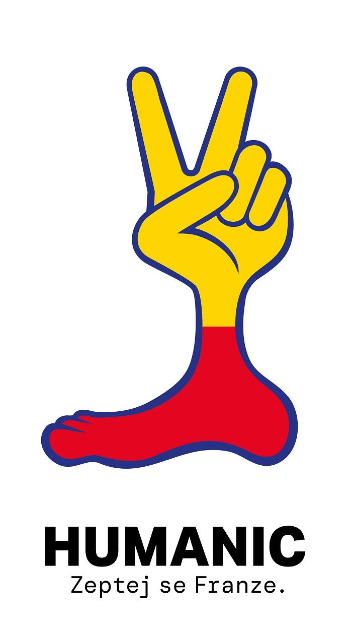 Symbol značky Humanic, který se začíná používat i v Česku, zdroj: Humanic