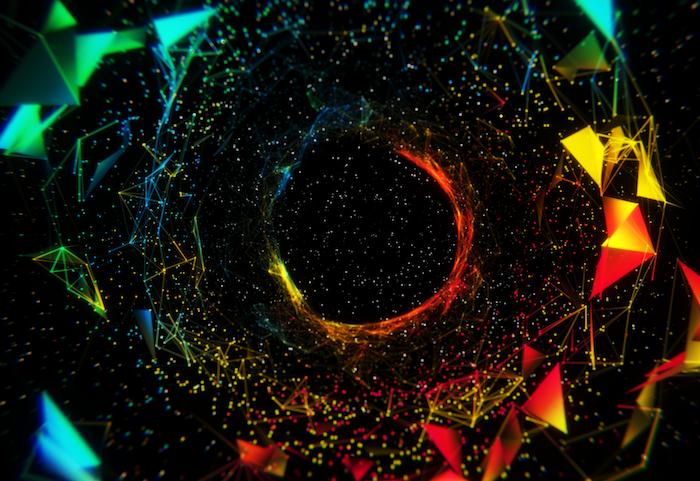 V rozšířené realitě představí své dílo mimo jiné vizuální umělec Jan Hladil s hudbou Michala Šupáka, zdroj: Signal festival.
