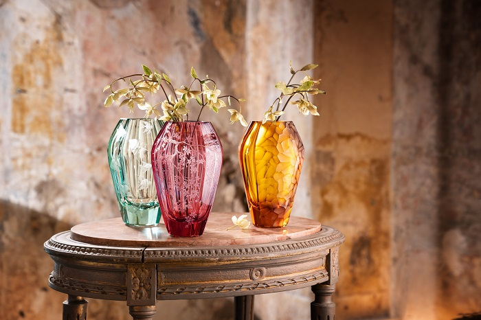 Váza Diva, zdroj: Moser
