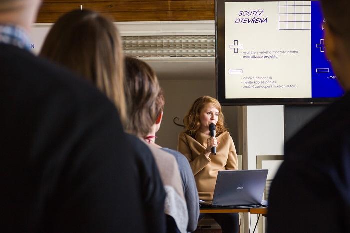 Jana Vinšová, ředitelka organizace Czechdesign, foto: Daniel Romanov