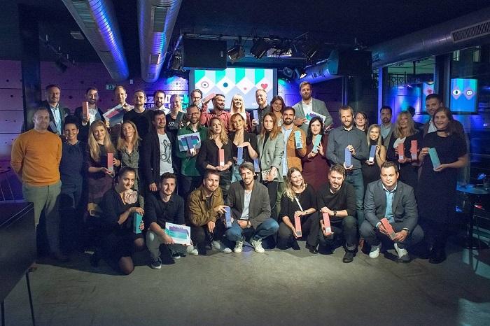 Ocenění v soutěži IMC Awards 2021, zdroj: IMC Awards, foto: David Bruner
