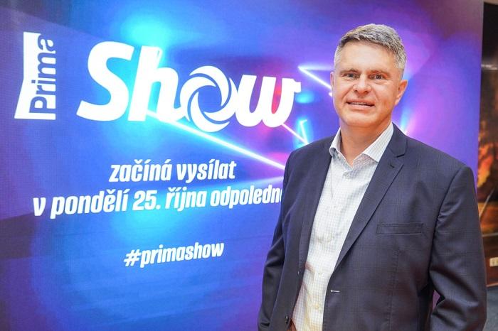 Generální ředitel Marek Singer