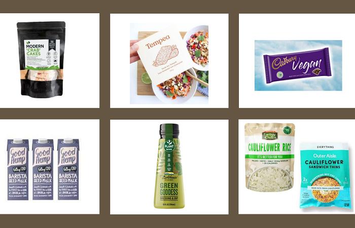 Na trhu zatím chybí krabí koláčky, nepasterizovaný tempeh, rostlinná čokoláda od Nestlé, konopné mléko, dresingy nebo výrobky z květáku, zdroj: Prezentace A.Vozníkové