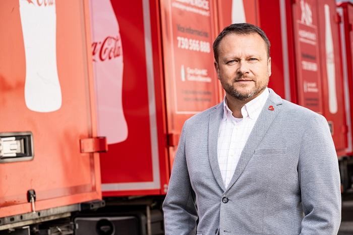 Zbyněk Kovář, zdroj: The Coca-Cola Company