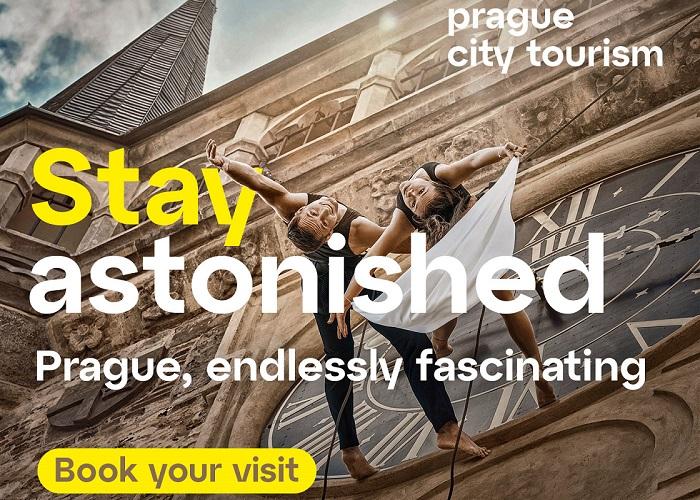 Nová podzimní a zimní kampaň probíhá výhradně v online prostoru, zdroj: Prague City Tourism