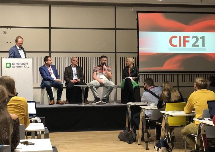 Czech Internet Forum 2021, zdroj: MediaGuru.cz
