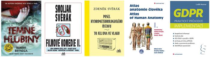 Výběr z podzimních novinek nakladatelství Grada