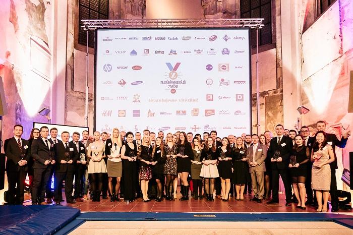Vítězové programu Nejdůvěryhodnější značky 2017, foto: Atoz Group