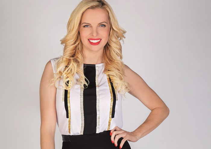 Kateřina Kristelová, foto: TV Barrandov