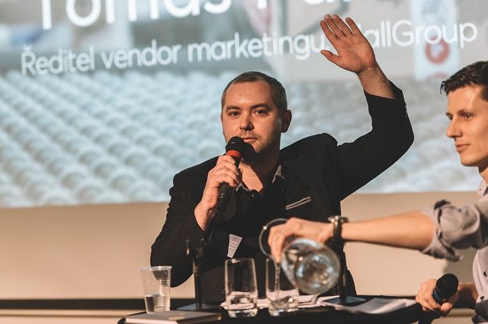 Tomáš Punar na semináři Quo vadis?, foto: PHD