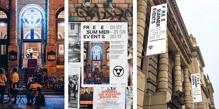 Nová vizuální identita Galerie Rudolfinum, foto: Galerie Rudolfinum