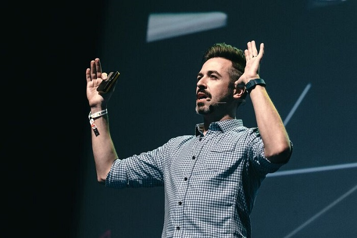 Rand Fishkin, foto: Marketing Festival