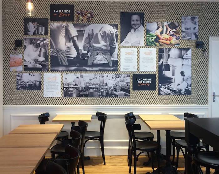 Restaurace Boco má připomínat svým interiérem pařížské bistro, foto: FB Boco