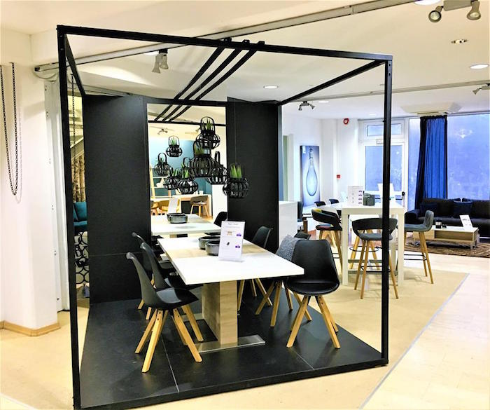 IDdesign nabízí nábytek a bytové doplňky ve skandinávském stylu, foto: FB IDdesign.