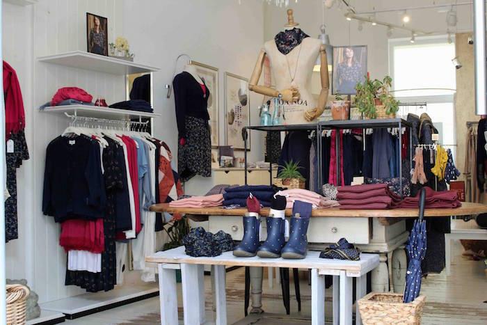 Obchod nizozemské módní značky Noa Noa, foto: Noa Noa
