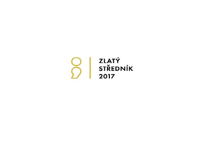 Nové logo soutěže Zlatý středník