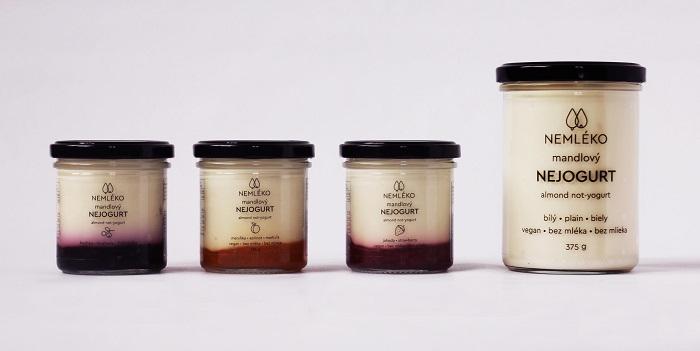 V září rozšířil portfolio značky Nemléko také Nejogurt, foto: Nemléko