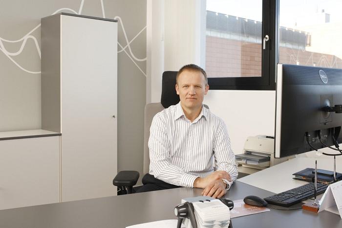 Martin Gebauer, foto: České Radiokomunikace