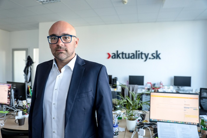 Peter Bárdy, foto: Aktuality.sk