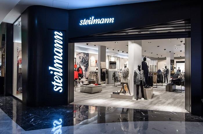Nová prodejna Steilmann v OC Chodov v Praze, foto: FB Steilmann