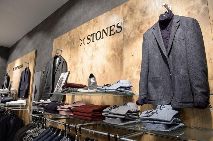 Steilmann nabízí pánské značky Stones či Benvenuto, foto: FB Steilmann.