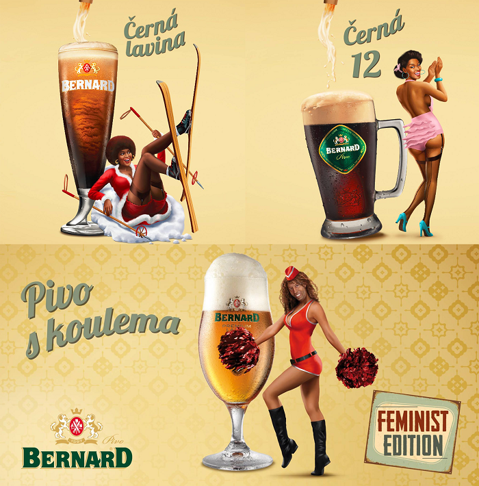 Pivovar Bernard dostal u poroty třetí místo.