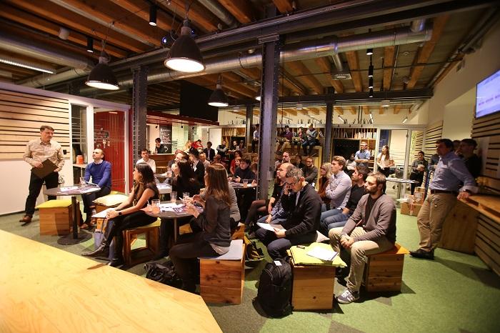 Setkání se uskutečnilo v sídle Fragile Media, foto: Fragile Media