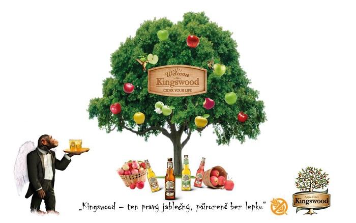 Vítěz v kategoriiNávrh in-store komunikační kampaně dle briefu společnosti Plzeňský Prazdroj: In-store aktivace cideru Kingswood pro rok 2018