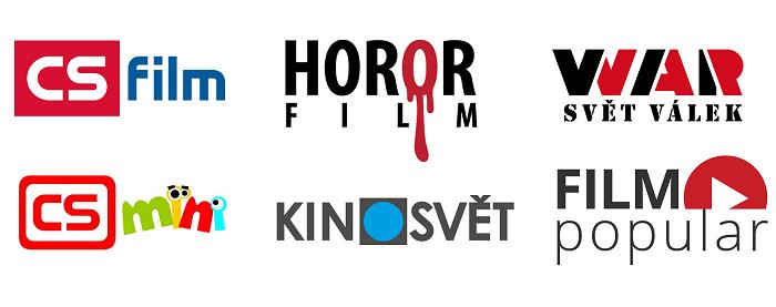Portfolio stanic Československé filmové společnosti