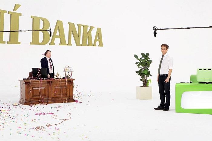 Koncept Dva světy používá Air Bank od svého startu, foto: FB Air Bank.