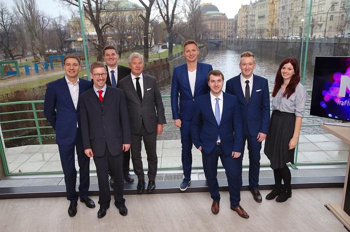 Zástupci MSL a Publicis One oznámili otevření pražské kanceláře, foto: Publicis