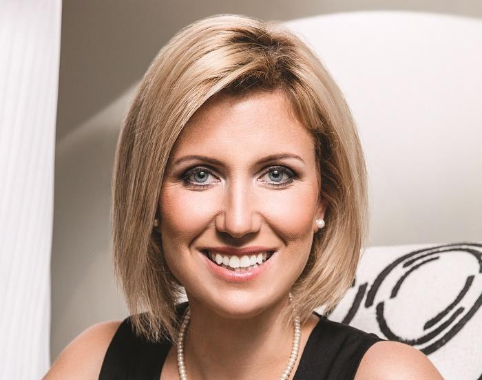 Jolana Kolaříková, ředitelka úseku marketingu a PR České podnikatelské pojišťovny, foto: ČPP