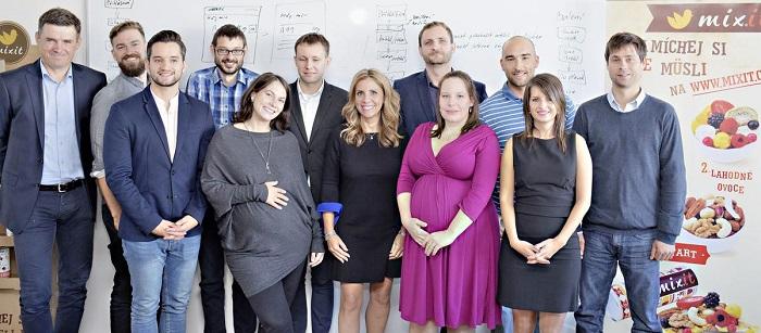 Zástupci firem, kteří se zúčastnili setkání, foto: Hill+Knowlton Strategies