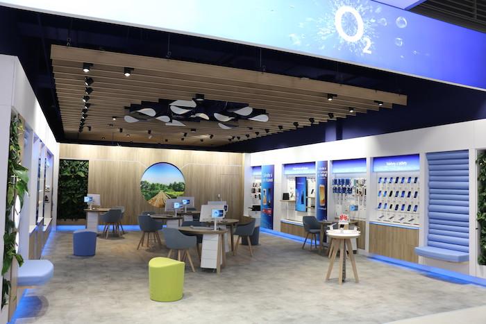 Do redesignu prodejní sítě investuje O2 stovky milionů korun, foto: O2.
