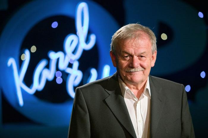 Karel Šíp v pořadu Všechnopárty, foto: Česká televize