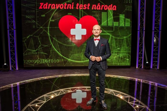Zdravotní test národa, foto: Česká televize