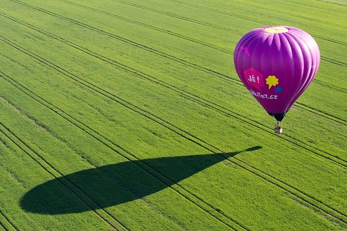 Zážitkový balón, foto: Zážitky.cz