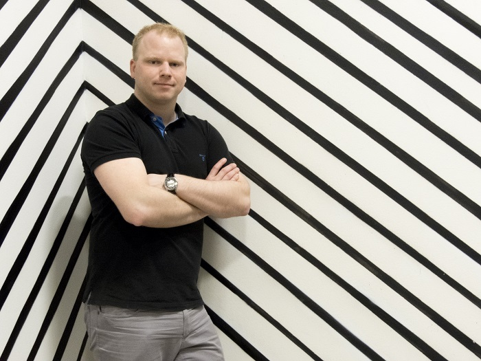 Lukáš Marek, foto: Zonky