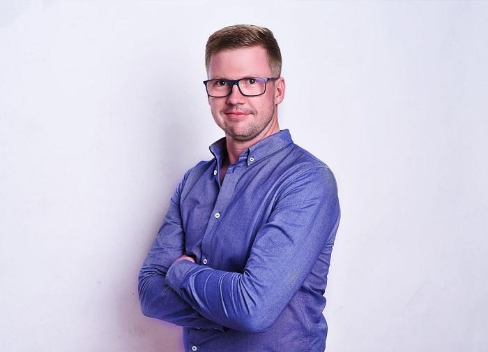 Martin Švarc, foto: Seznam.cz, Veronika Pietrowska