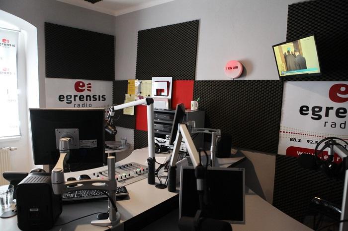 Foto: Rádio Egrensis