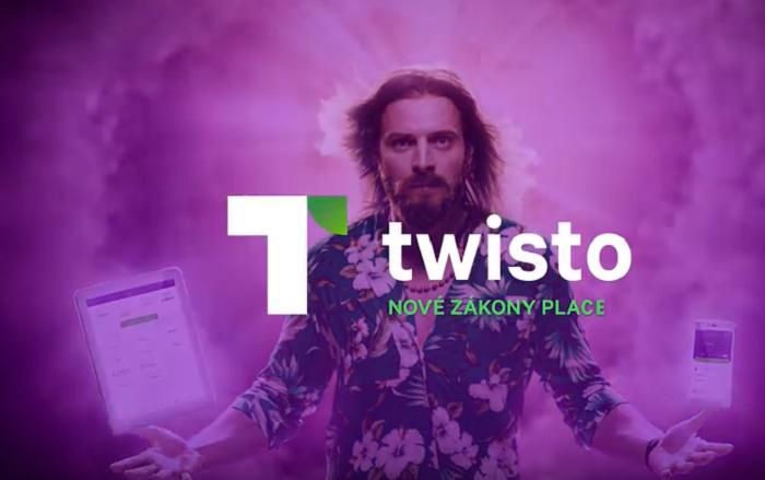Vánoční reklama Twisto 2017
