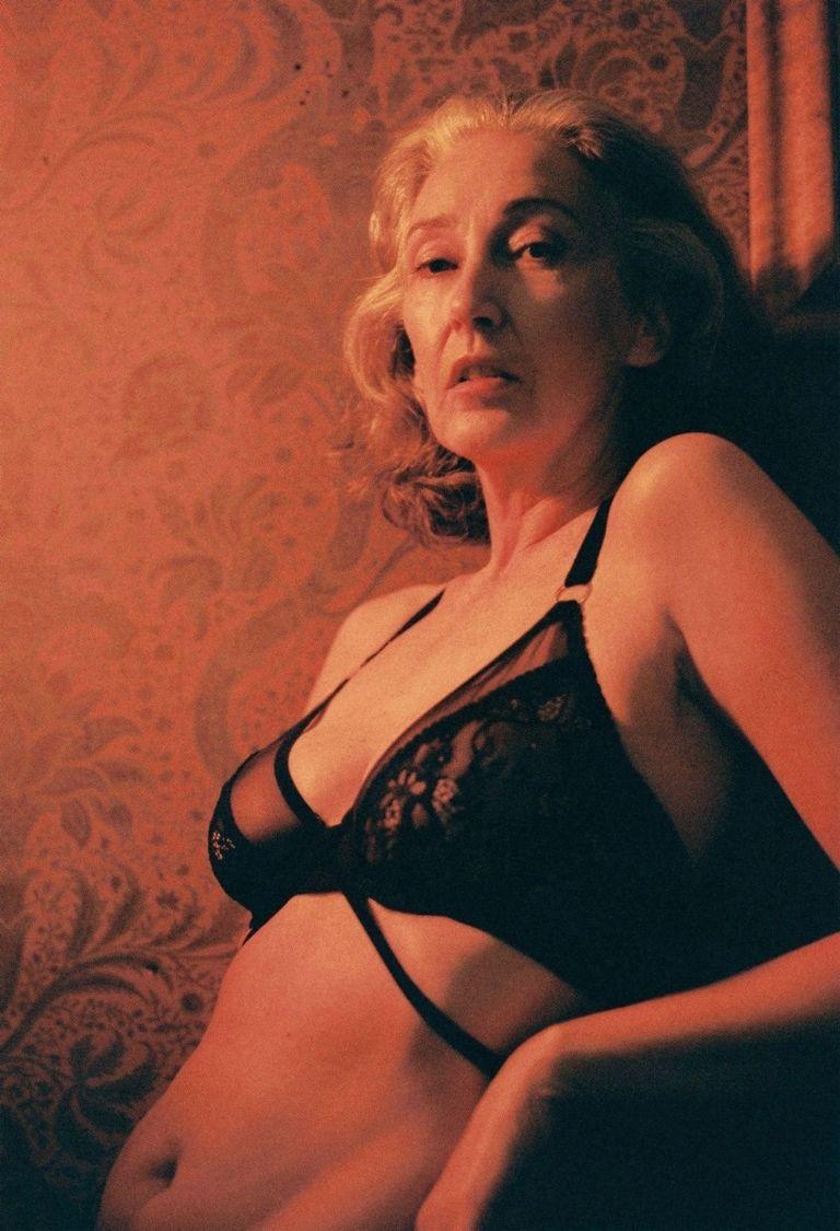 Mercy Brewerová se stala tváří loňské kampaně značky Lonely Lingerie, foto: Lonely Lingerie.
