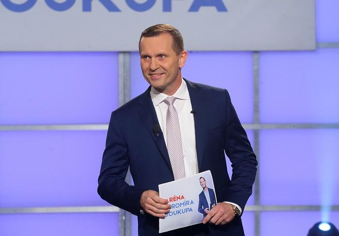 Aréna Jaromíra Soukupa, foto: TV Barrandov