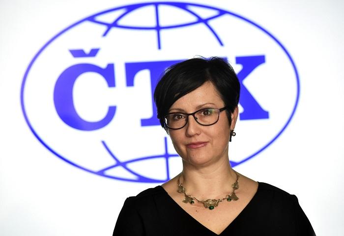 Radka Matesová Marková, foto: ČTK