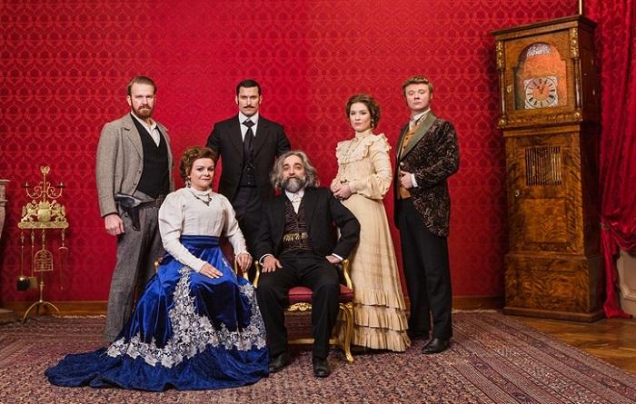Seriál 1890, foto: TV Joj, FTV Prima