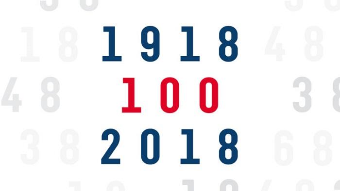 Logo, které CzechTourism bude využívat k oslavám výročí 100 let od vzniku Československa, zdroj: CzechTourism.